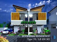 Dijual - Promo Rumah 2 Lantai Setra Sari lantai harga 875jt
