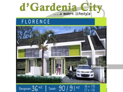 Dijual - gardenia city sidoarjo