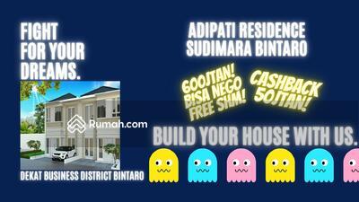 Dijual - Adipati Residence Sudimara