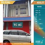 Di Jual Ruko Siap Pakai Termurah  Jl Diponegoro Gondanglegi Malang