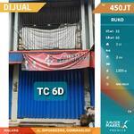 Di Jual Ruko Strategis  Termurah Jl Diponegoro Gondanglegi Malang