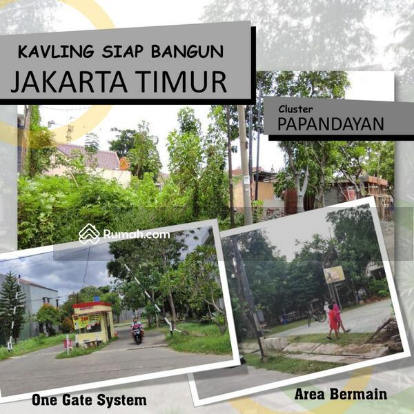 Kavling Siap Bangun Paling Murah Jakarta Timur Gratis IMB #105706697