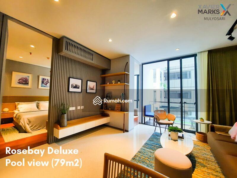 Dijual Apartement Low Rise Design Restort Bali Graha Famili Surabaya #105717671