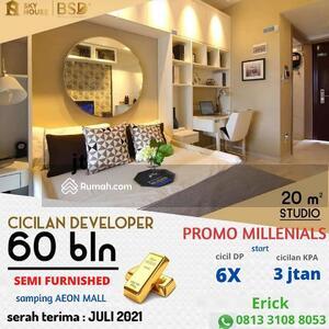 Dijual - Sky House BSD, Apartemen di jual di BSD