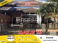 Dijual - Rumah Dijual Villa Buki Tidar Malang