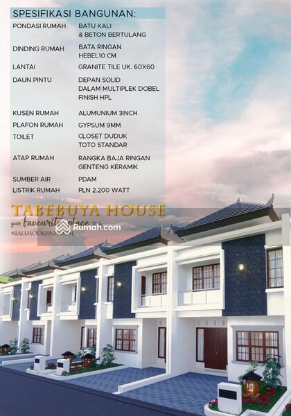 Rumah modern bali Grand tabebuya cimanggis #105757315