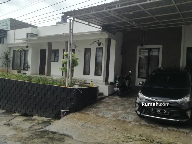 Rumah Minimalis Tropis Dekat Pintu TOL Brigif di Taman Mutiara Cinere #105758553