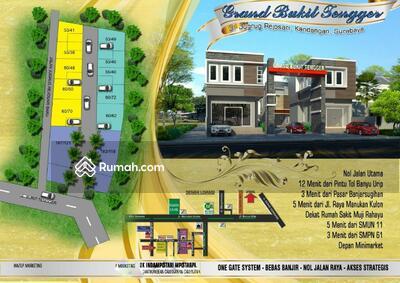 Dijual - Murah Rumah Baru Grand Bukit Tengger Jelidro Manukan Surabaya Barat