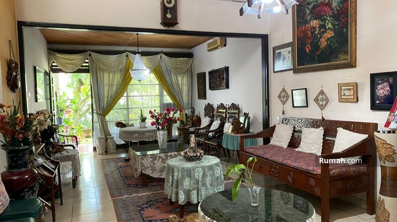 Rumah Hitung Tanah Lokasi Garuda Bintaro Sektor 1 Jakarta Selatan #105822723
