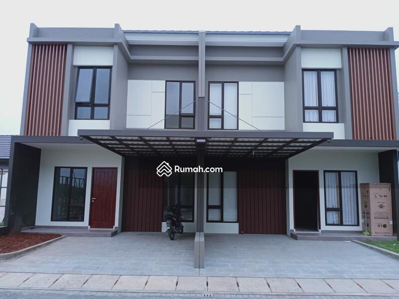 Dijual  Rumah Minimalis Di Cluster Alibizia Kota Sutera #105836281