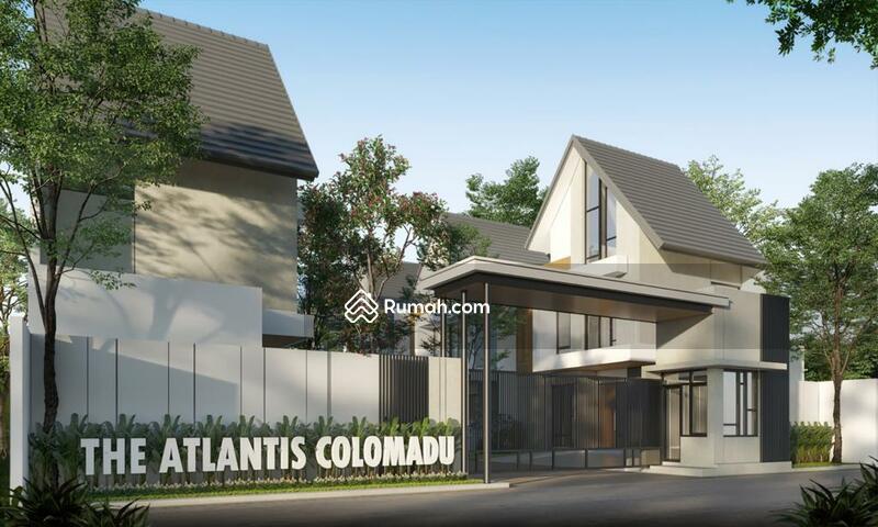 Rumah Elite mewah Lokasi sangat Dekat Bandara, toll dan Kota Solo rayaThe Atlntis Colomadu #105840331