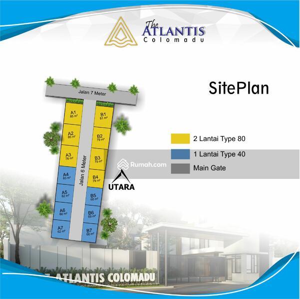 Rumah Elite mewah Lokasi sangat Dekat Bandara, toll dan Kota Solo rayaThe Atlntis Colomadu #105840373