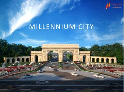 Dijual - Millennium City