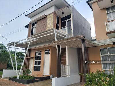 Dijual - Cluster Islami Gardenia Village  Ciracas Jakarta Timur Bisa KPR Developer Tanpa Bi Cheking dekat Tol