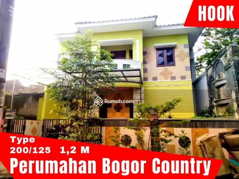 Rumah Bogor Kota Di Jual BU Strategis Dekat Lotte Grosir Yasmin #105864783