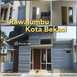 Dijual - Rumah Murah Rawalumbu Kota Bekasi, Lokasi Anti Banjir