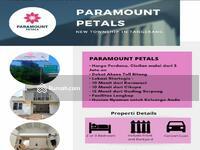 Dijual - Paramount petals curug