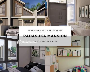 Dijual - Padasuka Mansion Cimahi