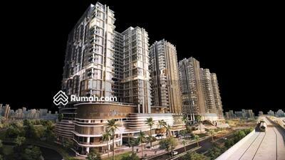Dijual - BANJIR PROMO : Jual apartemen dgn konsep T. O. D. terintegrasi langsung stasiun LRT di Ciracas Jaktim
