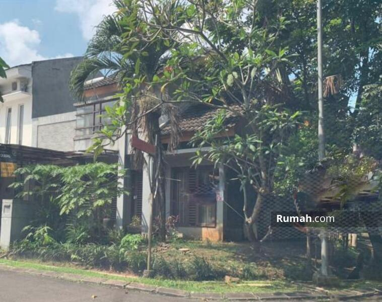 Rumah Hook di Cluster Graha Bintaro #105934277