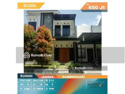 Dijual - Rumah 2 Lantai Siap Huni Bangunan Istimewa Harga Terjangkau. Lokasi dekat Univ Sruji