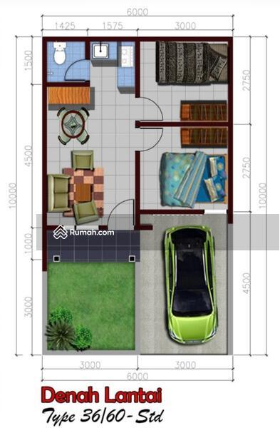Rumah 400 Jutaan Sawangan #105966905