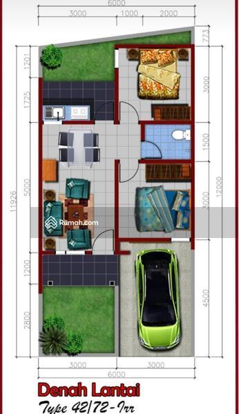 Rumah 400 Jutaan Sawangan #105966907