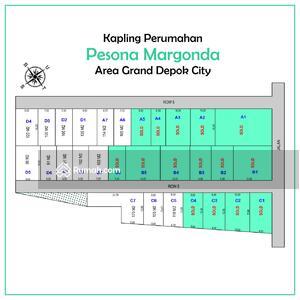 Dijual - Kavling Terdekat Jl. Juanda Depok