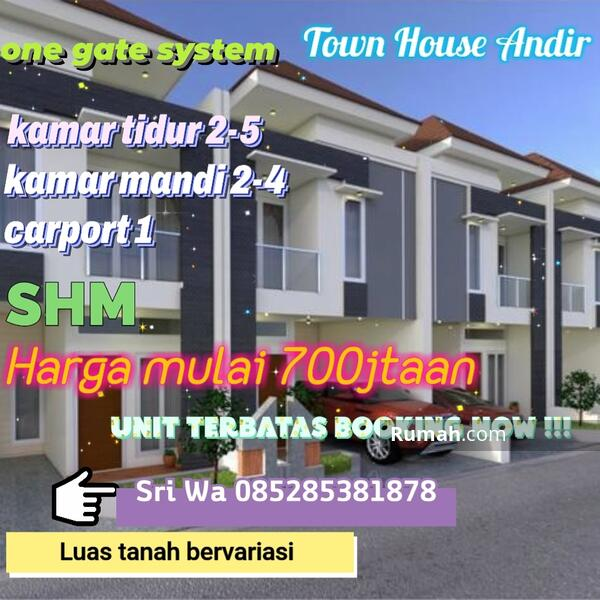 Dijual Town House Andir Bandung #106946763