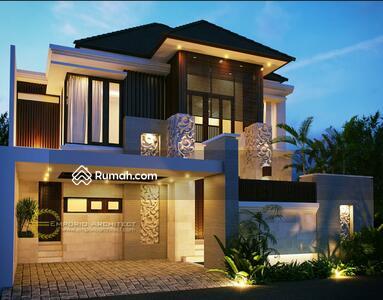 Dijual - Rumah baru konsep mewah akses strategis di cilangkap jakarta timur