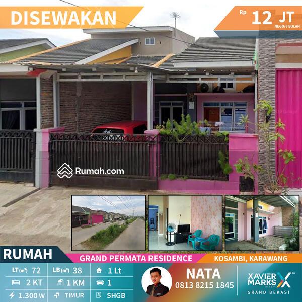 Rumah Di Grand Permata Residence Kosambi Karawang #106053381
