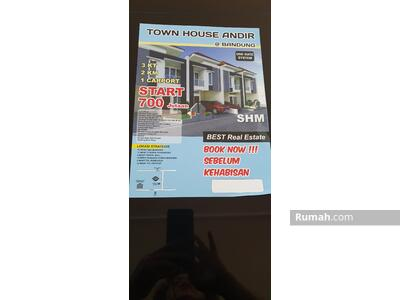Dijual - TOWN HOUSE ANDIR  BANDUNG