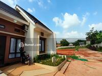 Dijual - Rumah minimalis terjangkau konsep jepang di setu Bekasi