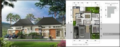 Dijual - Harga Promo. Rumah Model Minimalis Bonus View Pemandangan Istimewa