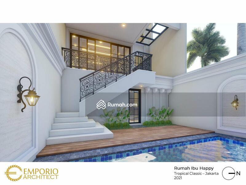 Rumah 3lantai plus Swimming poll Jln Durian Jagakarsa #106113573