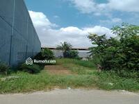 Dijual - Tanah 700 m Area Kawasan Gudang Kav Dpr Cipondoh kota Tangerang