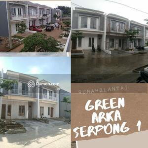 Dijual - Green Arka Serpong tahap 2