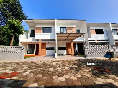 Dijual - Rumah keren ready stock siap huni di kota Bekasi bebas banjir