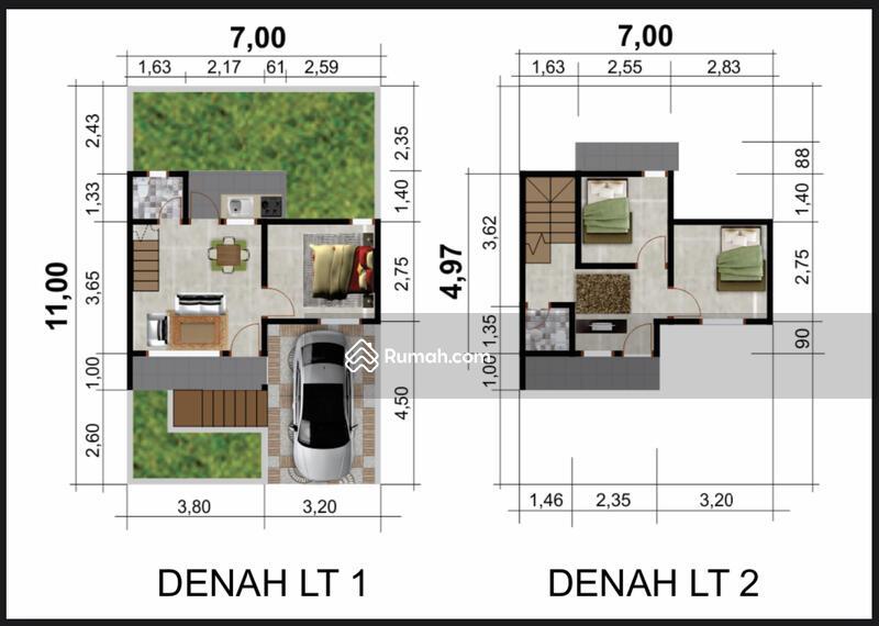 Rumah Villa Strategis Investasi menguntungkan #106136777