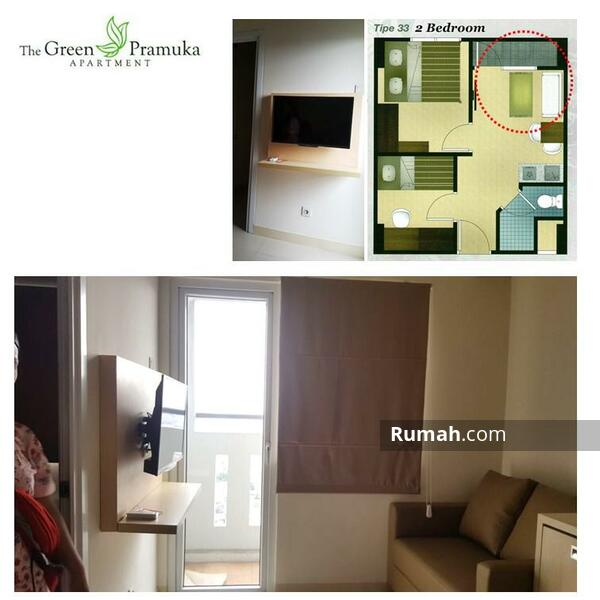 Disewakan Apartment Green Pramuka City #106160445