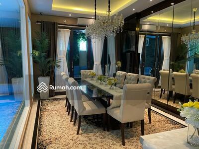 Dijual - Dijual-sewa cepat rumah lux kolam renang dan rooftop full furnished di BDI Balikpapan