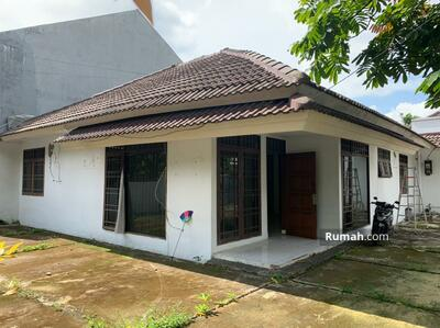 Dijual - Dijual sangat murah hitung tanah di Hang Jebat Kebayoran Baru Jakarta Selatan