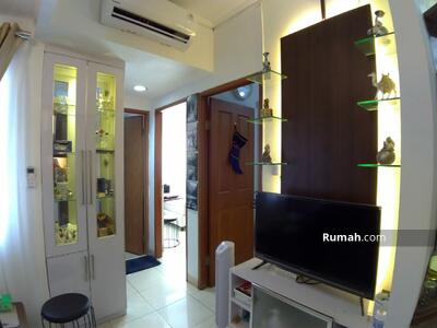 Dijual - Apartemen 2 BR Furnished Siap Huni Mediterania Boulevard Kemayoran