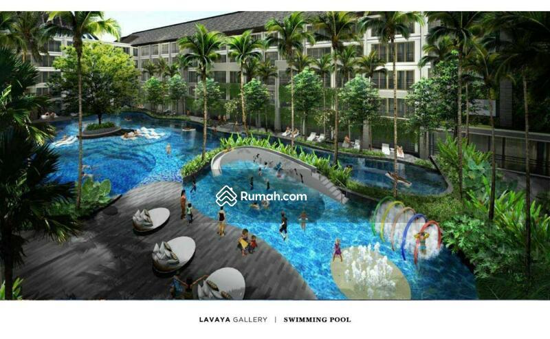 Dijual Apartemen Lavaya Type 7 B View Pantai di Nusa Dua Bali #106193713
