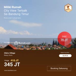 Dijual - Bandung Timur - Rumah Skandinavian