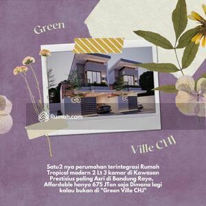 Dijual - Promo Rumah 2 lantai Dekat Alun-Alun Cimahi 600 Jutaan