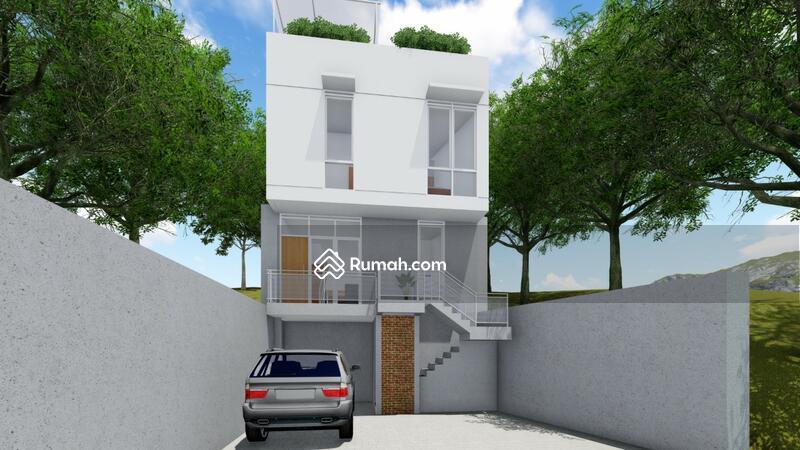 Gold Type Rumah Hook di Cluster Villa Dago Ekslusif Lokasi Strategis Nyaman #106237509