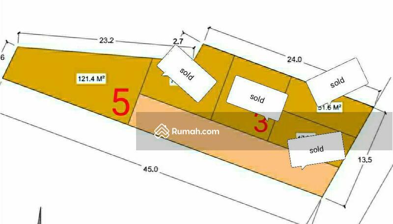Gold Type Rumah Hook di Cluster Villa Dago Ekslusif Lokasi Strategis Nyaman #106237531