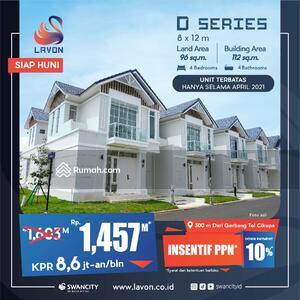 Dijual - Promo Rumah Tangerang - Free PPN