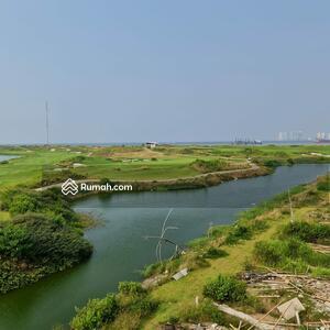 Dijual - DIJUAL Kavling Golf Island PIK Chopin. 410m2. View Golf Danau. 41jt/m2 ! !